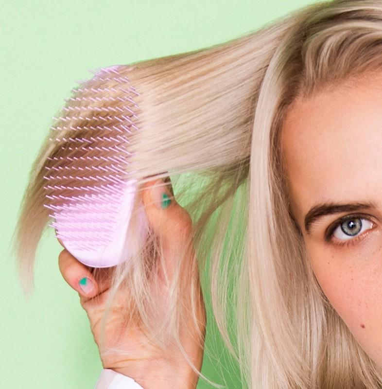 Longitudes de cabello medianas